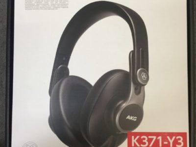 AKG K371-Y3の3年保証