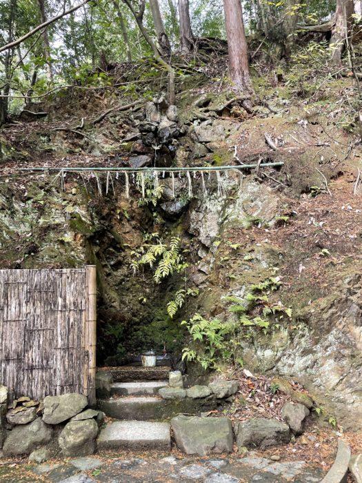 毘沙門さんのオーラの泉