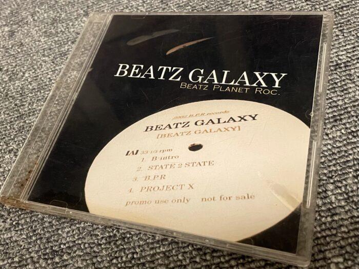 Beat GalaxyのアルバムCD