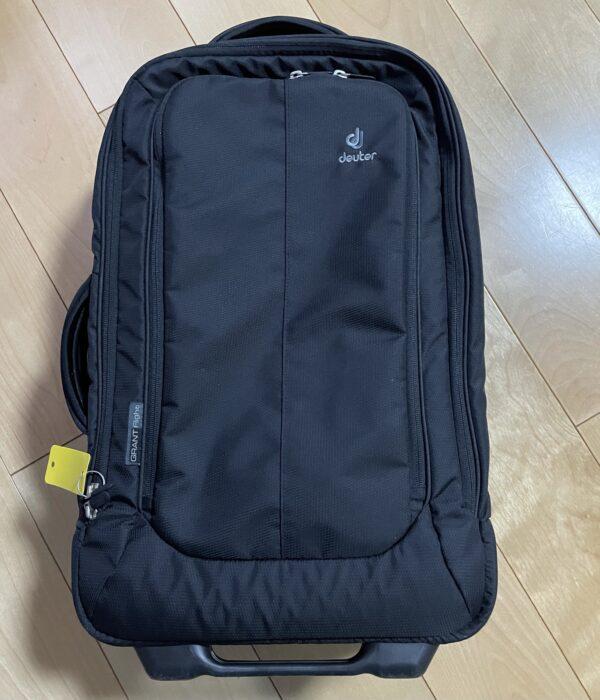 ドイターのスーツケース『グラント フライト]』