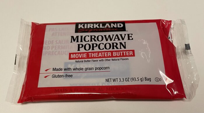 kirkland microwave popcorn how to cook