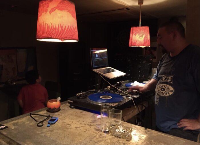 DJ OAKと一徹の休日