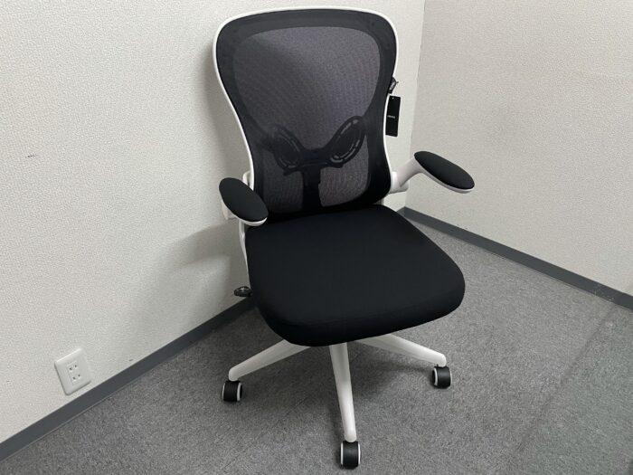 Hbadaのオフィスチェアの組み立ては超簡単。