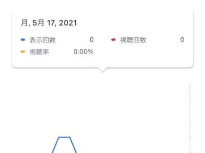 Youtube動画へGoogle広告を出稿するも設定が悪く効果が出ない。