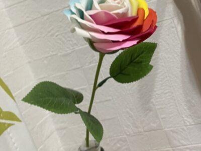 いつまでも綺麗に咲き誇る花はない。一瞬一瞬を強く生きる。