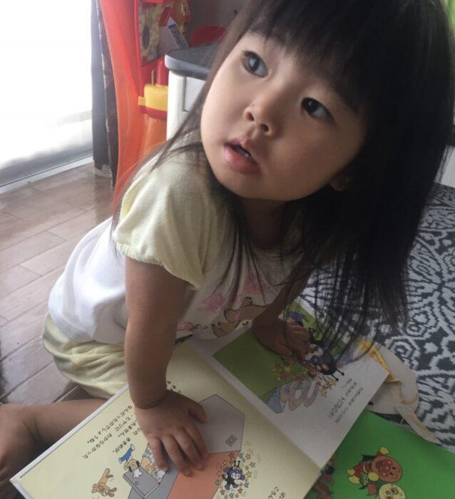 素直な幼き日の娘を見て自分と重ねてみる。