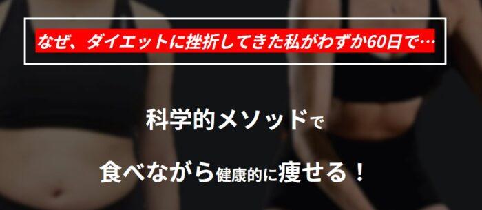 中村 祐太郎/60日ダイエットプログラム低価格版