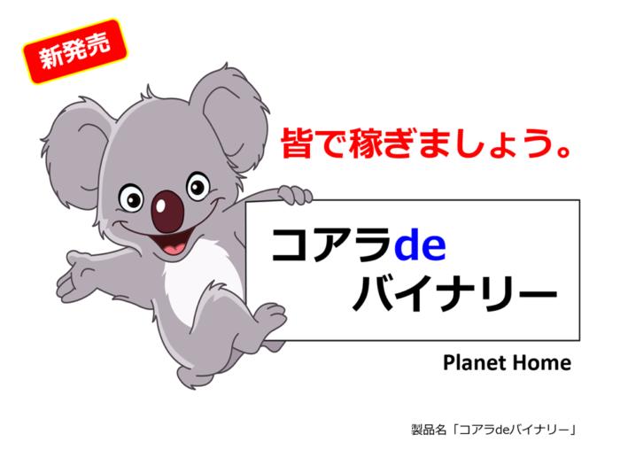 杉田 順一/コアラdeバイナリー