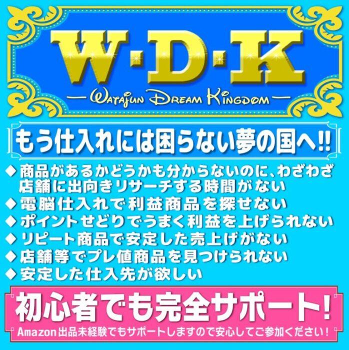 渡邊 詢/ディズニーせどりW.D.K